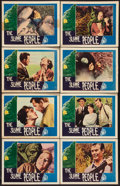 """Movie Posters:Science Fiction, The Slime People (Hansen Enterprise, 1963). Lobby Card Set of 8(11"""" X 14""""). Science Fiction.. ... (Total: 8 Items)"""
