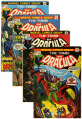 Bronze Age (1970-1979):Horror, Tomb of Dracula #11-40 Group (Marvel, 1973-76) Condition: AverageFN.... (Total: 30 Comic Books)