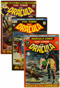 Bronze Age (1970-1979):Horror, Tomb of Dracula #1-10 Group (Marvel, 1972-73) Condition: Average FN.... (Total: 10 Comic Books)