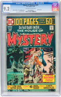 Bronze Age (1970-1979):Horror, House of Mystery #229 (DC, 1975) CGC NM- 9.2 Off-white to whitepages....
