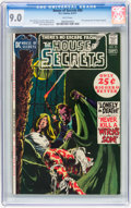 Silver Age (1956-1969):Horror, House of Mystery/House of Secrets CGC-Graded Group (DC,1969-73).... (Total: 4 Comic Books)
