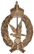 Military & Patriotic:WWI, World War I Prussian Army Gunner's Badge....