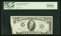 Error Notes:Obstruction Errors, Fr. 2013-E $10 1950C Federal Reserve Note. PCGS Choice About New55PPQ.. ...
