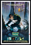 """Movie Posters:Horror, Swamp Thing (Embassy, 1982). One Sheet (27"""" X 41""""). Horror.. ..."""