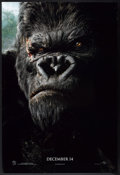 "Movie Posters:Adventure, King Kong (Universal, 2005). One Sheet (27"" X 40"") DS Advance.Adventure.. ..."