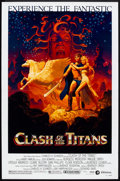 """Movie Posters:Fantasy, Clash of the Titans (MGM, 1981). One Sheet (27"""" X 41"""") Flat Folded.Fantasy.. ..."""