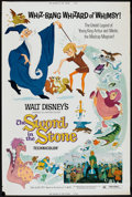 "Movie Posters:Animated, The Sword in the Stone (Buena Vista, R-1973). Poster (40"" X 60"").Animated.. ..."