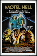"Movie Posters:Horror, Motel Hell (United Artists, 1980). One Sheet (27"" X 41""). Horror....."
