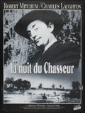 "Movie Posters:Film Noir, The Night of the Hunter (Cine Classic, R-1990s). French Grande (47"" X 63""). Film Noir.. ..."