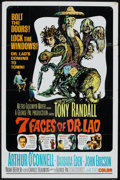 """Movie Posters:Fantasy, The 7 Faces of Dr. Lao (MGM, 1964). One Sheet (27"""" X 41"""").Fantasy.. ..."""
