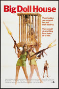 "Movie Posters:Bad Girl, Big Doll House (MGM, 1971). One Sheet (27"" X 41""). Bad Girl.. ..."