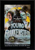 """Movie Posters:Comedy, Young Frankenstein (20th Century Fox, 1974). Poster (34.5"""" X 49"""")Style B. Comedy.. ..."""