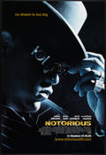 "Movie Posters:Rock and Roll, Notorious (20th Century Fox, 2009). One Sheet (27"" X 41"") SS. Rockand Roll.. ..."