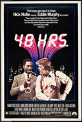 "Movie Posters:Action, 48 Hrs. (Paramount, 1982). Poster (40"" X 60""). Action.. ..."