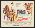"""Movie Posters:Drama, The Chase (Columbia, 1966). Title Lobby Card (11"""" X 14""""). Drama.. ..."""