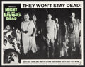 "Movie Posters:Horror, Night of the Living Dead (Continental, 1968). Lobby Card (11"" X 14""). Horror.. ..."