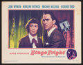 """Movie Posters:Hitchcock, Stage Fright (Warner Brothers, 1950). Lobby Cards (2) (11"""" X 14"""").Hitchcock.. ... (Total: 2 Items)"""
