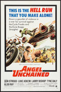 """Movie Posters:Exploitation, Angel Unchained Lot (American International, 1970). One Sheets (2) (27"""" X 41""""). Exploitation.. ... (Total: 2 Items)"""