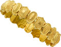 Estate Jewelry:Bracelets, Gold Bracelet, Lalaounis, Greek. ...