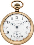 Timepieces:Pocket (post 1900), Washington Watch Co. 24 Jewel Lafayette Pocket Watch, circa 1906....