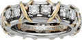 Estate Jewelry:Rings, Diamond, Platinum, Gold Ring, Schlumberger, Tiffany & Co.. ...