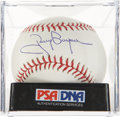 Autographs:Baseballs, Tony Gwynn Single Signed Baseball PSA Mint 9....