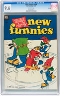 Golden Age (1938-1955):Cartoon Character, New Funnies #190 File Copy (Dell, 1952) CGC NM+ 9.6 Off-whitepages....