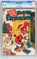 Golden Age (1938-1955):Cartoon Character, New Funnies #191 File Copy (Dell, 1953) CGC NM+ 9.6 Off-whitepages....