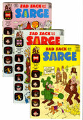 Bronze Age (1970-1979):Humor, Sad Sack and the Sarge #91-151 File Copy Group (Harvey, 1971-82)Condition: Average NM-.... (Total: 60 Comic Books)