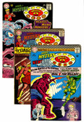 Silver Age (1956-1969):Horror, House of Mystery Group (DC, 1964-68) Condition: Average GD/VG....(Total: 18 Comic Books)