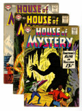 Silver Age (1956-1969):Horror, House of Mystery Group (DC, 1959-60) Condition: Average GD/VG....(Total: 21 Comic Books)
