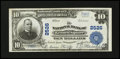 National Bank Notes:Pennsylvania, Kennett Square, PA - $10 1902 Plain Back Fr. 633 The NB of KennettSquare Ch. # 2526. ...