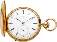 Philadelphia Watch Co. Original Gold Cased Key Wind, circa 1875