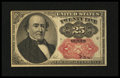 Fractional Currency:Fifth Issue, Fr. 1309 25¢ Fifth Issue Extremely Fine....