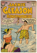 Silver Age (1956-1969):Horror, Jackie Gleason and the Honeymooners #7 (DC, 1957) Condition:FN+....