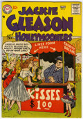 Silver Age (1956-1969):Horror, Jackie Gleason and the Honeymooners #6 (DC, 1957) Condition: FN....