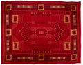 Textiles, PROPERTY OF A GERMAN COLLECTOR. AN AUSTRIAN WOOL CARPET. Circa 1920s . 136 x 104 inches (345.4 x 264.2 cm). ...