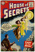 Silver Age (1956-1969):Horror, House of Secrets #17 (DC, 1959) Condition: FN/VF....