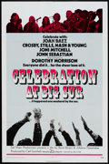 "Movie Posters:Rock and Roll, Celebration at Big Sur (20th Century Fox, 1971). One Sheet (27"" X41""). Rock and Roll.. ..."