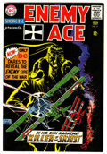 Silver Age (1956-1969):War, Showcase #57 Enemy Ace - David N. Toth pedigree (DC, 1965)Condition: VF/NM....