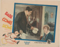 "Baseball Collectibles:Others, 1927 ""Babe Comes Home"" Lobby Card...."