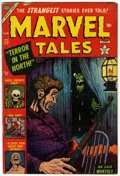 Golden Age (1938-1955):Horror, Marvel Tales #117 (Atlas, 1953) Condition: VG+....