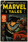 Golden Age (1938-1955):Horror, Marvel Tales #115 (Atlas, 1953) Condition: VG/FN....