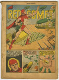 Golden Age (1938-1955):Science Fiction, Planet Comics #14 (Fiction House, 1941) Condition: Coverless....
