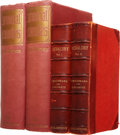 Books:Non-American Editions, Rare Heraldry Reference Books, Four Volumes.... (Total: 4 Items)