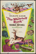 "Movie Posters:Documentary, The Whitetail Buck (RKO, 1955). One Sheet (27"" X 41""). Documentary.. ..."
