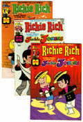 Bronze Age (1970-1979):Cartoon Character, Richie Rich and Jackie Jokers #1-48 File Copy Group (Harvey,1973-82) Condition: Average NM-.... (Total: 48 Comic Books)