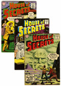 Silver Age (1956-1969):Mystery, House of Secrets Group (DC, 1958-59).... (Total: 8 )