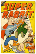 "Golden Age (1938-1955):Funny Animal, Super Rabbit #10 Davis Crippen (""D"" Copy) pedigree (Timely, 1947)Condition: VF-...."