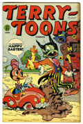 "Golden Age (1938-1955):Funny Animal, Terry-Toons Comics #21 Davis Crippen (""D"" Copy) pedigree (Timely,1944) Condition: VF+...."